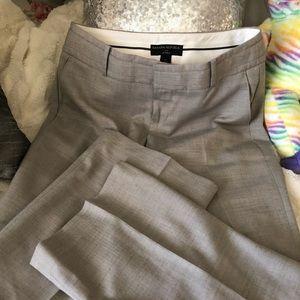 Banana Republic grey dress slacks